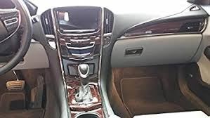 cadillac cts 2013 interior amazon com cadillac ats 4 door sedan interior wood dash trim kit