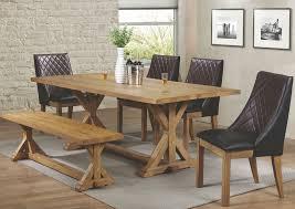 beautiful grey dining table set on turino grey oak dining room