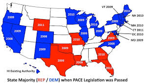 map of us states political us states political map