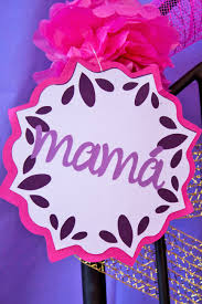 our fiesta themed baby shower give away