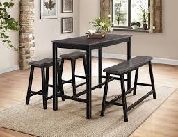 homelegance lynn counter height dining table set 5578 32 savvy