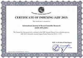 how do i write an abstract for a research paper welcome to ijrsr international journal of recent scientific research international journal of recent scientific research ijrsr sjif impact factor 2016 6 86