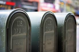 how long does it take for mail to travel images What are those dark green mailboxes that don 39 t accept mail jpg