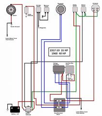 wiring diagram johnson boat motor wiring diagram 1957 60 35 40