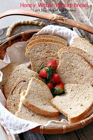 honey whole wheat bread can u0027t stay out of the kitchen