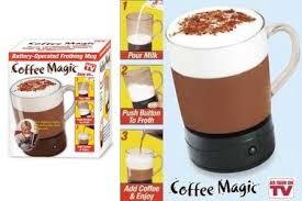 Coffee Magic coffee magic frothing mug make gourm end 6 1 2018 12 00 am