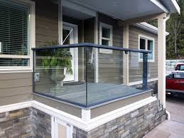 Chilliwack front porch railing  Lumon