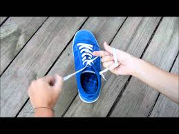 Shoo Fast how to tie your shoes fast hack
