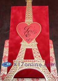 eiffel tower wedding invitations 35 of the most wedding invitations storkie