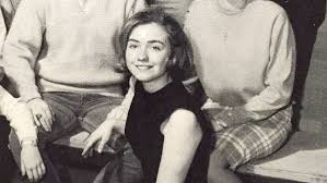 hillary clinton s childhood growing up in protected americana hillary clinton looked outside