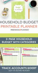 Free Household Budget Spreadsheet 100 House Budget Template Free Ez Budget Planner Free