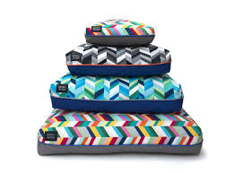 Puppy Beds Chevron Dog Bed Colorful Dog Beds From Lion Wolf