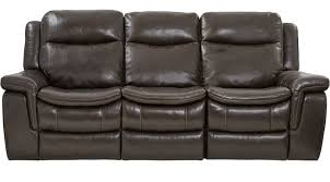 leather reclining sofa loveseat leather living room furniture