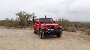 jeep wrangler first drive there u0027s a completely new jeep wrangler for 2018