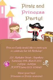 pirate and princess party invitation free u2013 orderecigsjuice info