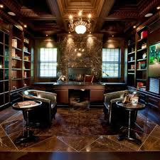 Best Home Office TV Retreat Images On Pinterest Office - Home office remodel ideas 5