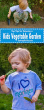 Tips For Planting A Vegetable Garden by Tips For Planting A Kids Vegetable Garden Eating Richly