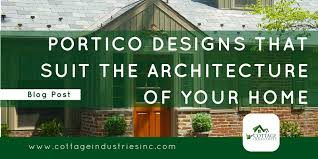 designs that suits the architecture of your home
