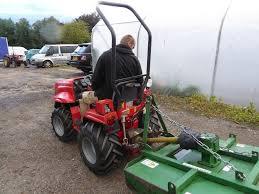 mccormick g25 compact tractor kubota engine in epsom surrey
