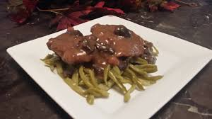 low carb crock pot cube steak and gravy low carb simple