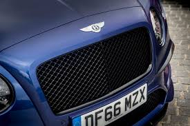 diamond bentley 2017 bentley continental supersports first drive review saving