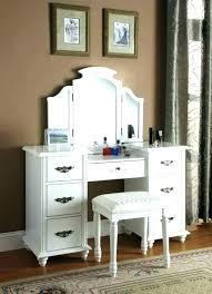 cheap white vanity desk white makeup vanity with lights yurui me