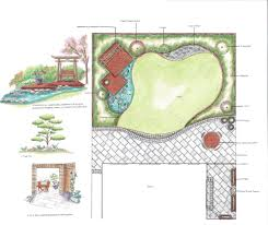 japanese garden plans home design