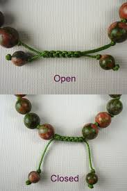 stone bracelet diy images How to knots used for fishing lures can also be helpful in jpg