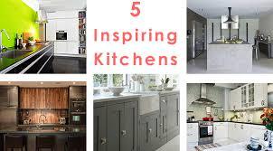 Kitchen Interiors Design Inspiring Kitchen Interiors 5 Impact Designs