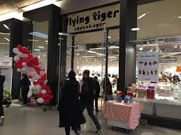 Flying Tiger Store Flying Tiger Copenhagen Brings Fun Quirky Designs To Downtown