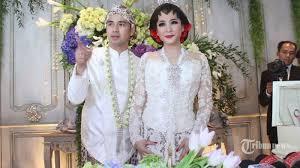 wedding dress nagita slavina nagita n wedding inspiration