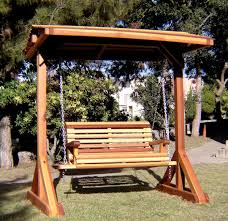swing pergola swings perfect arbors