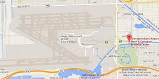 Mia Terminal Map Miami International Airport Hacks
