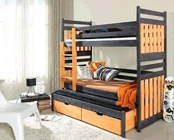 Bunk Bed With Pull Out Bed Bunk Beds With Pull Out Bed Sgmun Club