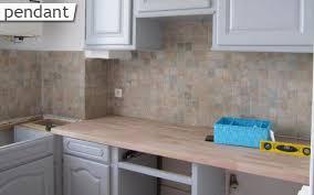 renovation plan de travail cuisine beau renovation cuisine plan de travail 1 r233nover sa cuisine le