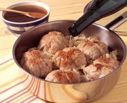 cuisiner paupiette de veau recette paupiettes de veau cambacérès