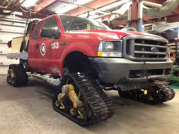 Old Ford Truck Lift Kits - some cool vehicles we use in antarctica gregontheice