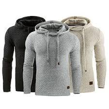 mens sweater hoodie incerun s hoodies hoody sweatshirts casual hooded jumper coat