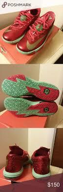 kd 6 christmas kd 6 christmas edition socks black and blue sneakers