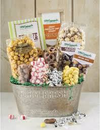 sweet treats plus bestselling gourmet treats gift basket stew