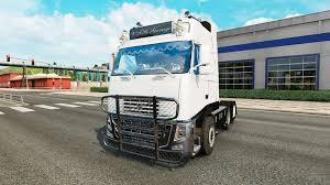 volvo trailer truck volvo fh16 for euro truck simulator 2