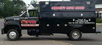 Ford F350 Service Truck - 1996 gmc topkick service truck