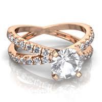 white topaz engagement ring white topaz engagement rings rings in 14k gold