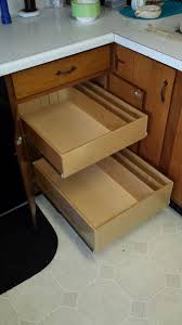 Building Kitchen Base Cabinets by Marvelous Kitchen Base Cabinets With Custom Shelves Blind Cabinet