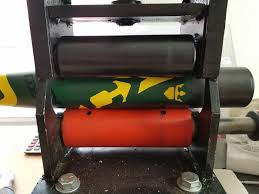 bat rolling machine for sale prorollers net home