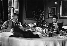 Dogs At Dinner Table 13 Vintage Photos Of Man U0027s Best Friend