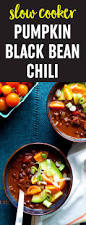 Simmer Pot Recipes Slow Cooker Vegetarian Black Bean Pumpkin Chili Kitchen Treaty