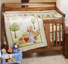 Pooh Crib Bedding Pooh Days Of Hunny Baby Crib Bedding 4 Set Baby