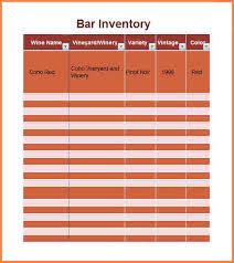 Bar Liquor Inventory Spreadsheet 10 Sle Bar Inventory Spreadsheet Excel Spreadsheets