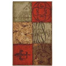 Kitchen Floor Mats Walmart Mainstays Cushioned Kitchen Mat Walmart